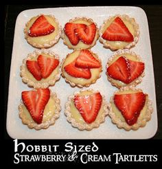 Recipe Party Recipes: Lord of the Rings Recipes
