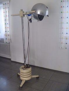 New Lampe medizinische alt antik Praxis OP Operationssaal Industriedesign Design u
