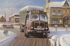 Eggbeer AEC Mammoth Major MkIII » Transport Artist