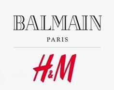 La nuova collezione di Balmain per H&M