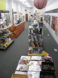 We are one of the largest bead stores on the lake shore!  We offer an extensive selection of beading, lampworking, and jewelry making supplies.