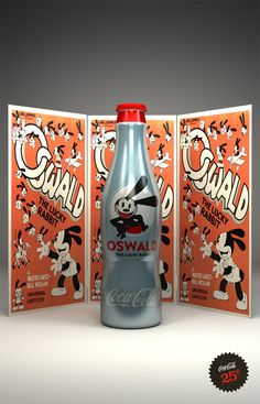 Oswald Coca Cola FOLLOW THIS BOARD FOR GREAT COKE OR ANY OF OUR OTHER COCA COLA BOARDS. WE HAVE A FEW SEPERATED BY THINGS LIKE CANS, BOTTLES, ADS. AND MORE...CHECK 'EM OUT!! Anthony Contorno Sr
