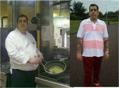 Nome Vítor Frade  Residência Reino Unido  Idade 40 anos  Peso Incial 130 kg  Peso Actual 100 kg  Programa Be-Slim Emagrecimento 6 meses  Peso perdido : -30 kg  https://www.be-slim.pt/testemunhos/aqui-eu-consigo