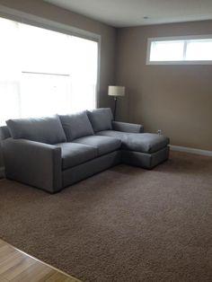 Crate And Barrel Living Room Ideas axis ii 2-seat sofa | crates, barrels and front rooms