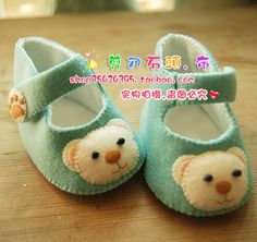 30 Ideas Baby Girl Diy Shoes Slippers For 2019 New Baby Girls, Diy For Girls, Baby Crafts, Felt Crafts, Baby Knitting, Crochet Baby, Felt Baby Shoes, Baby Shoes Pattern, Trendy Baby Clothes