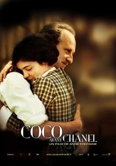 Coco Avant Chanel Poster Movie French C 11×17 « Impulse Clothes