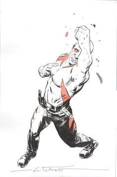 Drax by Mitch Breitweiser