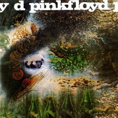 A Saucerful Of Secrets - cover art. Image courtesy of EMI Records.