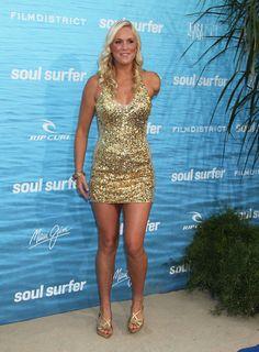 "Bethany Hamilton Surfing | Bethany Hamilton Celebrities attend the ""Soul Surfer"" Los Angeles ..."