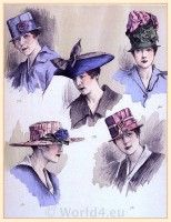 Les Creations Parisiennes. La mode est un art 1929. French Fashion Magazine. Fin de siècle, Art Nouveau, Art deco, Flapper, Gibson girls, Roaring Twenties.