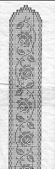 Picasa Web Albums - filet crochet chart