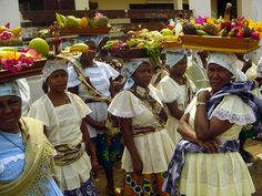 São Tomé and Príncipe traditional clothing