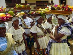 São Tomé and Príncipe traditional clothing