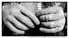 Photo 297 of 365  Taylor Hanson's Painted Hands 2010 - Give A Little Video Shoot - Tulsa OK    Taylor's hands are completely covered in paint in this picture following the use of paint filled water balloons on the Give A Little video shoot. Do you like to paint? Tell us about your favorite medium.    #Hanson #Hanson20th