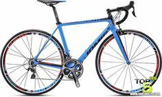 TOP 5 BICICLETAS DE CARRETERA: JAMIS XENITH TEAM, buena bici y no excesivamente c...