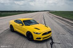 2015 Hennessey Ford Mustang HPE750 - Fouth Image
