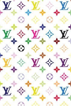 Louis Vuitton Multi Color
