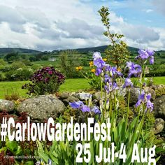 Carlow Garden Festival opened last night to a great crowd, & continues with 9 more days of top garden & family events. Here are the events happening this weekend, 26 & 27 July, For the full 10 day listing, and to see how you can be in to win some cool prizes, have a read of this. You