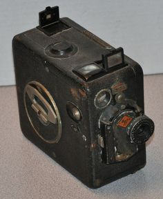 Agfa Movex 16 12 B Movie Camera from 1928 | eBay