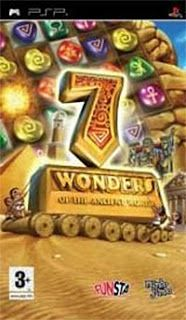 7 Wonders of the Ancient World (USA) PSP iso Download for PC 34MB Compressed