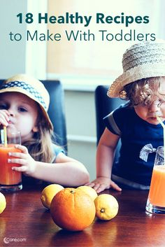 Getting kids to eat healthy meals from a young age is important, but not always easy. Here's advice and recipes to help.