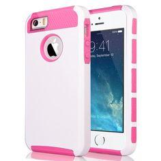 http://www.amazon.com/Pandamimi-ULAK-Fashion-2-Piece-Protector/dp/B00G3515Z0/?keywords=gold iphone 5