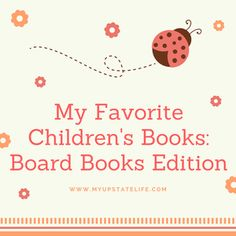 Children's books to read aloud to your children