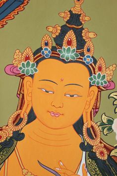 Scholars have identified Mañjuśrī as the oldest and most significant bodhisattva in Mahāyāna literature. Mañjuśrī is first referred to in early Mahāyāna texts such as the Prajñāpāramitā sūtras and through this association very early in the tradition he came to symbolize the embodiment of prajñā (transcendent wisdom). The Lotus Sūtra assigns him a pure land called Vimala, which according to the Avataṃsaka Sūtra is located in the East