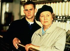 Hetty Wainthropp Investigates starring Patricia Rutledge and Dominic Monaghan