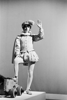 Ringo in tights! ^_^