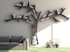 ALBERO bookshelf