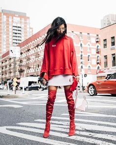 Look at these Womens Fashion Inspiration 0401 Fashion Pants, Girl Fashion, Fashion Outfits, Womens Fashion, Cheap Fashion, Fall Fashion Trends, Autumn Fashion, Winter Trends, Over Boots