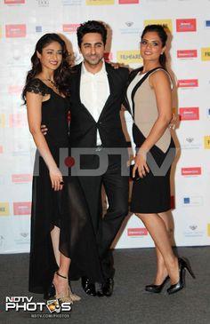 Young guns of Bollywood - Ileana, Ayushmann, Richa