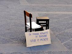 """""""Inquietante"""", 2° riScatto urbano di Salvo Mendola. Saranno conteggiati i """"Mi piace"""" al seguente post: https://www.facebook.com/photo.php?fbid=10205857274224568&set=o.170517139668080&type=3&theater"""