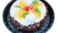 Tropická torta