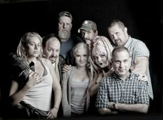 Smothered (Kane Hodder, Don Shanks, R.A. Mihailoff, Bill Moseley and Brea Grant)