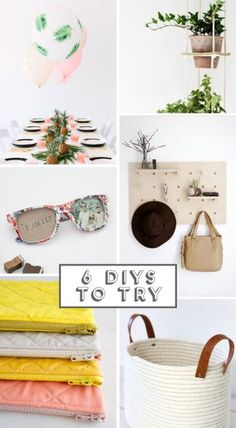 6 Diy's To Try From Around The Web