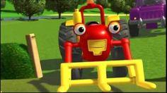 Traktor Tom 6 cz - YouTube