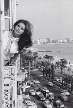 Sofia Lorean at Cicil Hotel, Alexandria.