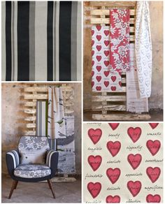 Fabrics telling Cape Town stories from Hertex/Tanya Sturgeon Love To Shop, Fabulous Fabrics, Cape Town, Shops, Decor Ideas, Interiors, Sewing, Pretty, Christmas