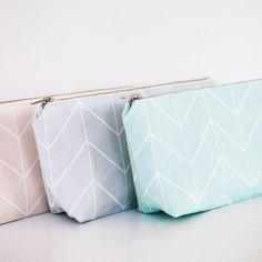 pastel make up bag - Google Search