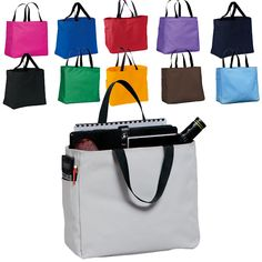 Essential Tote Hand Bag