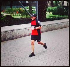 Sábado 14 de Mayo de 2016, dando inicio a los #Entrenamientos rumbo al @MaratonCdMx y @ChiMarathon con @RunnersPlusMX