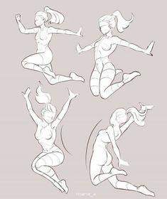 Cartoon Sketches, Cartoon Styles, Art Sketches, Anatomy Sketches, Anatomy Drawing, Drawing Base, Figure Drawing, Draw Comics, Manga Drawing Tutorials