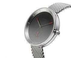 Domeni Company - Silver Signature Series in Milanese Mesh - Domeni Company - Watches - Domeni Company