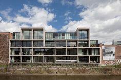 CAAN Architecten - Residence HAM - Gent - 2012