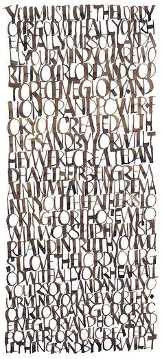 CUSTOM LETTERS, BEST OF 2012, DAY ONE —  ROD SAWATSKY  LetterCult