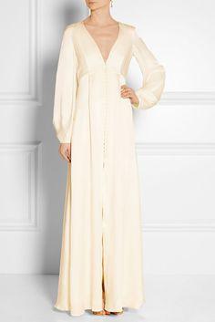 Temperley London Julianna silk-satin gown ($1,695)