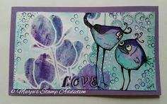 Love / www.marjasstampaddiction.blogspot.nl