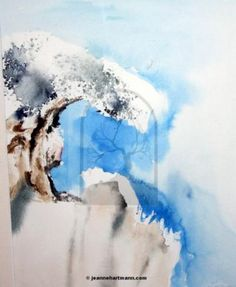 The heat is starting to creep up! Keep cool thoughts close at hand with one of my original water inspired works. #jeannehartmann #keepcool #summertime #art www.jeannehartmann.com